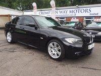 2009 BMW 3 SERIES 2.0 318D M SPORT 4d AUTO 141 BHP £8995.00