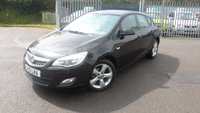 2010 VAUXHALL ASTRA 1.6 EXCLUSIV 5d 113 BHP £5795.00