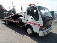 2005 ISUZU TRUCKS NQR 4.8 70 1d 144 BHP 2 CAR TRANSPORTER 200000 MILES ONLY £5995.00