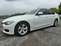 2013 BMW 3 SERIES 2.0 320D EFFICIENTDYNAMICS 4d 161 BHP £11650.00