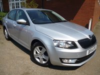 2014 SKODA OCTAVIA 1.6 SE BUSINESS TDI CR 5d 103 BHP SAT NAV, Bluetooth £11955.00