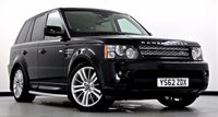 2013 LAND ROVER RANGE ROVER SPORT 3.0 SDV6 HSE 5dr Auto £33995.00