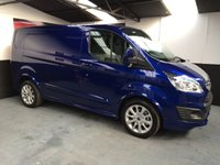2016 FORD TRANSIT CUSTOM SPORT 155bhp £SOLD