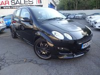 2006 SMART FORFOUR 1.5 BRABUS 5d 175 BHP £3495.00