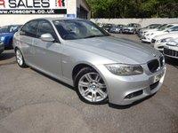 2011 BMW 3 SERIES 2.0 320I M SPORT 4d 168 BHP £10995.00