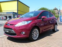USED 2011 11 FORD FIESTA 1.4 TITANIUM TDCI  ONLY £20 ROAD TAX ~ BLUETOOTH ~ CRUISE CONTROL ~ VOICE ACTIVATION ~ CLIMATE CONTROL ~ PRIVACY GLASS ~ FULL SERVICE HISTORY