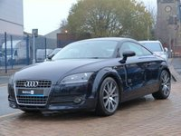 USED 2008 08 AUDI TT 2.0 TFSI 3d  £8K OPTIONS ~ FULL HISTORY ~ HUGE SPECIFICATION