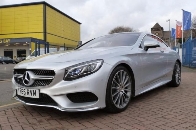View our MERCEDES-BENZ S-CLASS COUPE