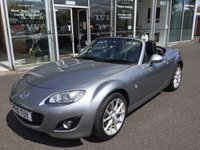 2010 MAZDA MX-5 2.0 I ROADSTER SPORT TECH 2DR COUPE £9299.00