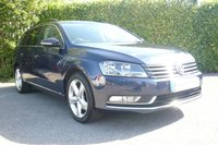 2012 VOLKSWAGEN PASSAT 1.6 SE TDI BLUEMOTION TECHNOLOGY ESTATE 5d 105 BHP £8999.00