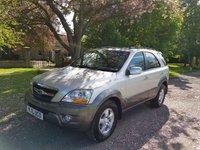 2010 KIA SORENTO 2.5 XE CRDI 5d AUTO 168 BHP £8999.00