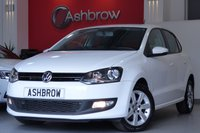 2013 VOLKSWAGEN POLO 1.2 TDI MATCH EDITION 5d 75 BHP £7483.00