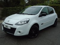 2012 RENAULT CLIO 1.5 GT LINE TOMTOM DCI FAP 5d 88 BHP - ONLY 15,000 MILES! £7495.00