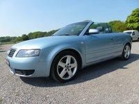 2005 AUDI A4 1.8 T SPORT 2d 161 BHP £3995.00
