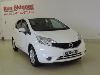 2015 NISSAN NOTE 1.2 ACENTA 5d 80 BHP £6599.00