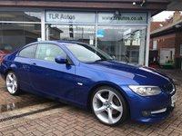 2012 BMW 3 SERIES 320D SE M Sport spec 181 BHP £13495.00