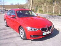 2012 BMW 3 SERIES 2.0 320D EFFICIENTDYNAMICS 4d (start/stop) £SOLD