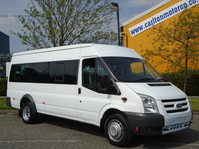 2011 11 FORD TRANSIT T430e 17s LWB Minibus [ M2 ] DRW [ MASSIVE SAVING NOW PRICE SLASHED !! ]