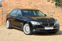 USED 2010 BMW 7 SERIES 3.0 730D SE 4d AUTO 242 BHP FULL MAIN DEALER SERVICE HIST