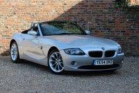 2004 BMW Z4 2.2 Z4 SE ROADSTER 2d 168 BHP £5380.00