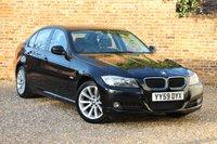 2009 BMW 3 SERIES 2.0 320D SE BUSINESS EDITION 4d 175 BHP £9880.00