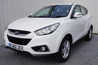 2012 HYUNDAI IX35 1.7 STYLE CRDI 5d 114 BHP £8995.00