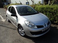 USED 2006 06 RENAULT CLIO 1.4 EXPRESSION 16V 3d 98 BHP Only 58000 Miles
