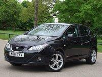 2012 SEAT IBIZA 1.4 SE COPA 5d 85 BHP £5995.00