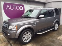 2011 LAND ROVER DISCOVERY 3.0 4 SDV6 HSE 5d AUTO 245 BHP £24995.00