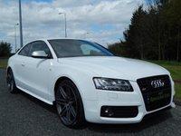 2011 AUDI S5 4.2 S5 V8 QUATTRO 2d 354 BHP £22990.00