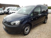 2012 VOLKSWAGEN CADDY 1.6 C20 TDI 102 5d 102 BHP 64680 Miles From New £6795.00