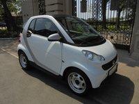 2013 SMART FORTWO 1.0 PURE MHD 2d AUTO 61 BHP £5495.00