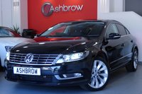 2013 VOLKSWAGEN CC 2.0 TDI GT BLUEMOTION TECH 4d 140 S/S £13483.00