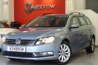 2013 VOLKSWAGEN PASSAT ESTATE 2.0 TDI HIGHLINE BLUEMOTION TECH 5d 140 S/S £9243.00