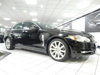2009 JAGUAR XF 3.0 V6 LUXURY AUTO £10475.00