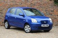 2006 KIA PICANTO 1.1 LX 5d 65 BHP £1780.00