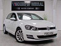 2013 VOLKSWAGEN GOLF 2.0 GT TDI BLUEMOTION TECHNOLOGY DSG 5d AUTO 148 BHP £15490.00
