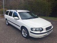 2002 VOLVO V70 2.4 S 5d AUTO 140 BHP £1499.00
