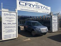 2008 LAND ROVER FREELANDER 2.2 TD4 HSE 5d 159 BHP £SOLD