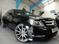 2011 MERCEDES-BENZ C CLASS 2.1 C250 CDI BLUEEFFICIENCY AMG SPORT ED125 2d AUTO 204 BHP £SOLD
