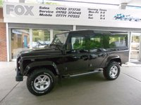 2008 LAND ROVER DEFENDER 2.4 110 XS STATION WAGON 5d 122 BHP £17975.00