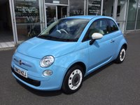 2013 FIAT 500 1.2 COLOUR THERAPY 3DR £6299.00