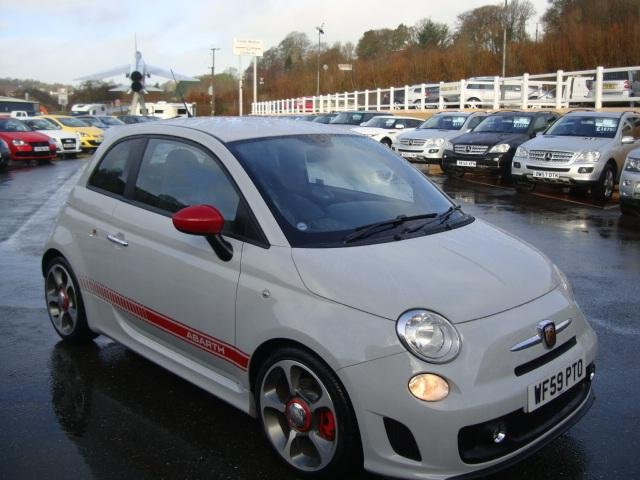 2009 59 ABARTH 500C 1.4 ABARTH ESSESSE 160 BHP