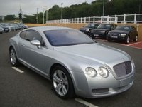 USED 2004 04 BENTLEY CONTINENTAL 6.0 GT CONTINENTAL Auto FSH 12 Services