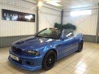 2003 BMW M3 3.2 1d  £10999.00
