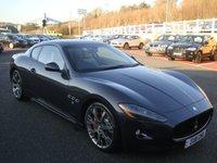 2011 MASERATI GRANTURISMO 4.7 S MC SHIFT Auto Coupe £52500.00