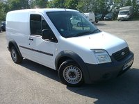 2010 FORD TRANSIT CONNECT T220 90PS SWB TDCI FACELIFT £3295.00