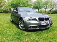 2010 BMW 3 SERIES 2.0 318I M SPORT BUSINESS EDITION 4d 141 BHP £11395.00