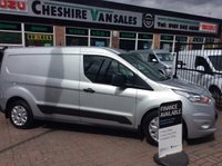 2014 FORD TRANSIT CONNECT 1.6 210 TREND NEW SHAPE L2 LWB CHOICE £11795.00