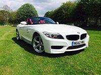 2013 BMW Z4 2.0 Z4 SDRIVE28I M SPORT ROADSTER 2d 242 BHP £20000.00